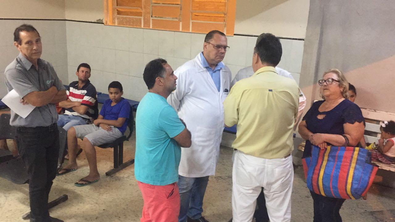 Urgência e Emergência do Hospital Dra. Rita de Cássia