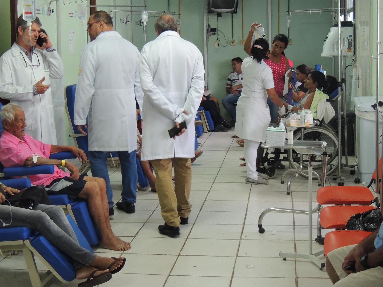 Pronto-Socorro Hospital Roberto Silvares